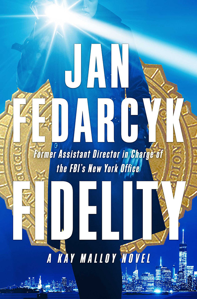 Book cover of Fidelity by Jan Fedarcyk